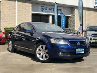 2007 Holden Calais VE Blue 5 Speed Sports Automatic Sedan.