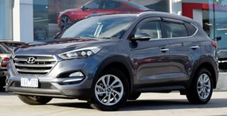 2016 Hyundai Tucson TLE Elite AWD Grey 6 Speed Sports Automatic Wagon.