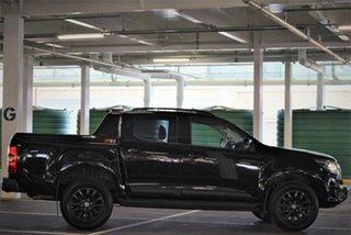 2018 Holden Colorado RG MY19 Z71 Pickup Crew Cab Black 6 Speed Sports Automatic Utility.