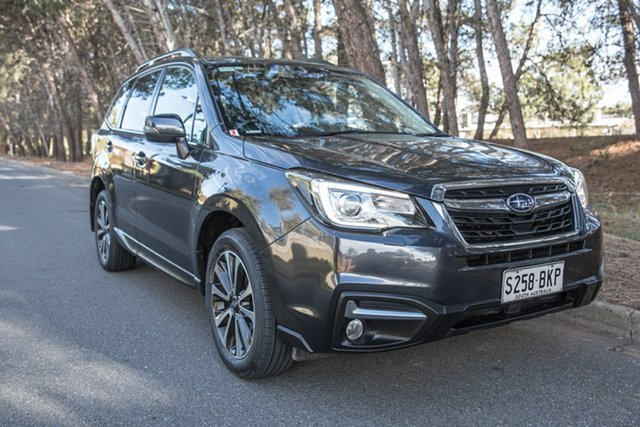 Used Subaru Forester S4 MY17 2.5i-S CVT AWD, 2016 Subaru Forester S4 MY17 2.5i-S CVT AWD Grey 6 Speed Constant Variable Wagon
