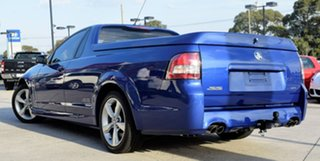 2016 Holden Ute VF II MY16 SS Ute Blue 6 Speed Sports Automatic Utility