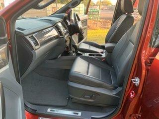 2017 Ford Everest UA Titanium Maroon 6 Speed Sports Automatic Wagon