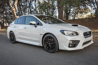 2016 Subaru WRX V1 MY16 Premium Lineartronic AWD White 8 Speed Constant Variable Sedan.