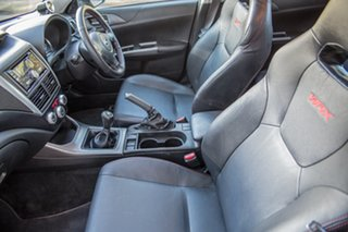 2012 Subaru Impreza G3 MY12 WRX AWD Grey 5 Speed Manual Hatchback