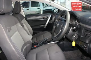 2016 Toyota Corolla ZRE172R Ascent S-CVT Silver Ash 7 Speed Constant Variable Sedan