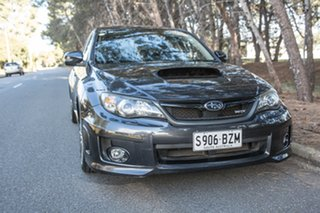 2012 Subaru Impreza G3 MY12 WRX AWD Grey 5 Speed Manual Hatchback.