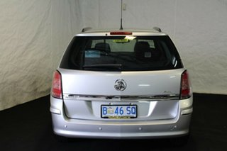 2008 Holden Astra AH MY08 CD Silver 4 Speed Automatic Wagon
