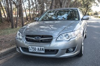 2008 Subaru Liberty B4 MY08 Luxury Edition AWD Silver 4 Speed Sports Automatic Sedan