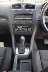 2012 Volkswagen Golf VI MY12.5 118TSI DSG Comfortline Silver Leaf 7 Speed