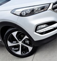 2017 Hyundai Tucson TLe MY17 Elite 2WD Silver 6 Speed Sports Automatic Wagon.