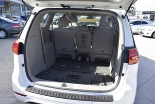 2016 Kia Carnival YP MY17 S White 6 Speed Sports Automatic Wagon