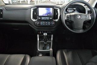 2018 Holden Colorado RG MY19 Z71 Pickup Crew Cab Black 6 Speed Sports Automatic Utility