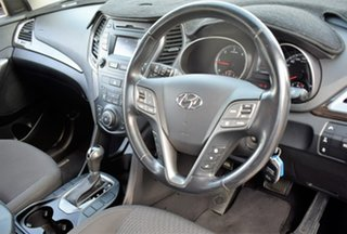 2013 Hyundai Santa Fe DM MY13 Active Silver 6 Speed Sports Automatic Wagon