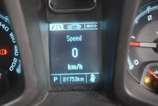 2016 Holden Colorado RG MY16 LTZ Crew Cab Orange 6 Speed Sports Automatic Utility