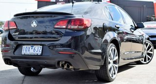 2014 Holden Commodore VF MY14 SS V Black 6 Speed Sports Automatic Sedan.