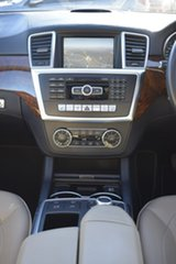 2013 Mercedes-Benz ML500 W166 7G-Tronic + Black 7 Speed Sports Automatic Wagon