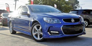 2016 Holden Ute VF II MY16 SS Ute Blue 6 Speed Sports Automatic Utility.