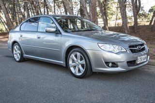 2008 Subaru Liberty B4 MY08 Luxury Edition AWD Silver 4 Speed Sports Automatic Sedan.