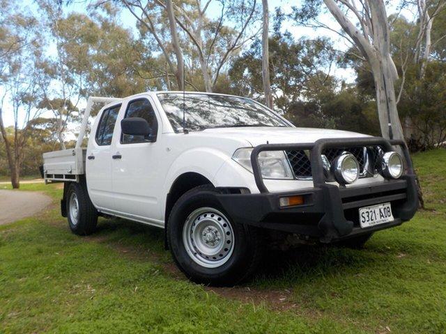 Used Nissan Navara D40 MY11 RX 4x2, 2011 Nissan Navara D40 MY11 RX 4x2 6 Speed Manual Utility