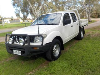 2011 Nissan Navara D40 MY11 RX 4x2 6 Speed Manual Utility