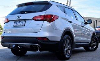 2013 Hyundai Santa Fe DM MY13 Active Silver 6 Speed Sports Automatic Wagon.