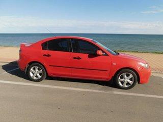 2007 Mazda 3 BK10F2 Maxx Red 5 Speed Manual Sedan.