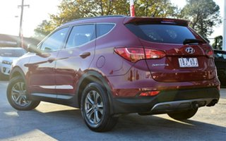 2014 Hyundai Santa Fe DM2 MY15 Active Red/Black 6 Speed Sports Automatic Wagon