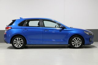 2017 Hyundai i30 PD Active Blue 6 Speed Auto Sequential Hatchback