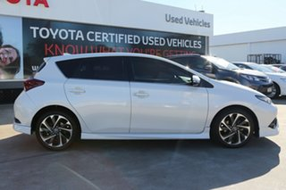 2016 Toyota Corolla ZRE182R MY15 ZR White 7 Speed CVT Auto Sequential Hatchback