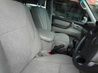 2003 Toyota Landcruiser HZJ105R GXL (4x4) Silver 5 Speed Manual 4x4 Wagon