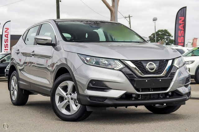 New Nissan Qashqai J11 Series 2 ST X-tronic, 2019 Nissan Qashqai J11 Series 2 ST X-tronic Platinum 1 Speed Constant Variable Wagon