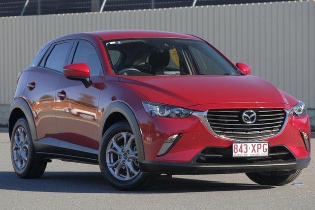 Used Mazda CX-3 DK2W7A Maxx SKYACTIV-Drive, 2017 Mazda CX-3 DK2W7A Maxx SKYACTIV-Drive Soul Red 6 Speed Sports Automatic Wagon