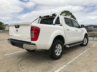 2019 Nissan Navara D23 S3 ST Polar White 7 Speed Sports Automatic Utility
