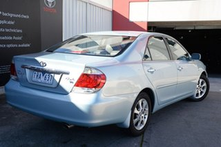 2004 Toyota Camry MCV36R Grande Blue Mystique 4 Speed Automatic Sedan.