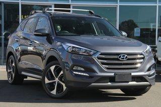2017 Hyundai Tucson TLe MY17 Highlander AWD Grey 6 Speed Sports Automatic Wagon.