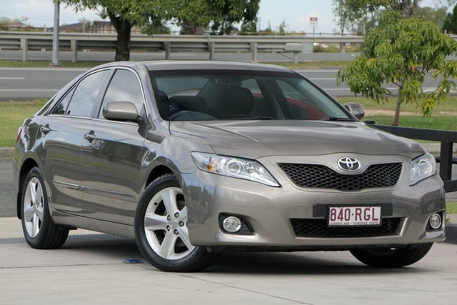Used Toyota Camry ACV40R MY10 Touring, 2010 Toyota Camry ACV40R MY10 Touring Bronze 5 Speed Automatic Sedan
