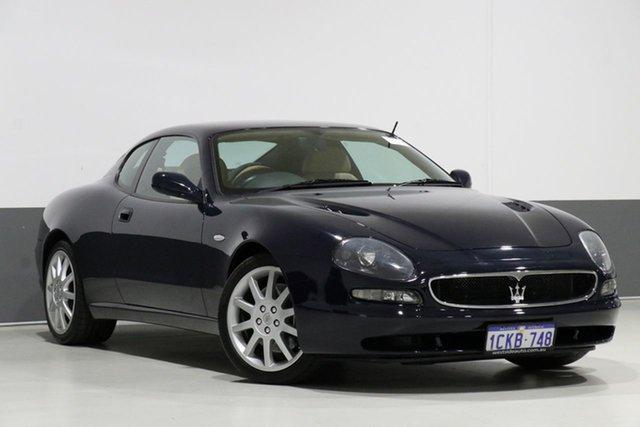 Used Maserati 3200  GT, 2001 Maserati 3200 GT Blue 4 Speed Automatic Coupe