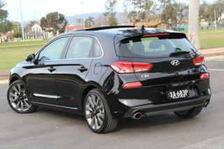 2018 Hyundai i30 PD2 MY18 SR D-CT Premium Black 7 Speed Sports Automatic Dual Clutch Hatchback