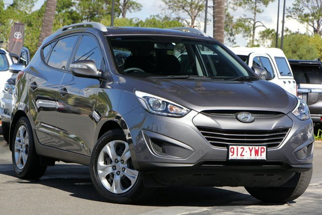 Used Hyundai ix35 LM3 MY15 Active, 2014 Hyundai ix35 LM3 MY15 Active Grey 6 Speed Sports Automatic Wagon