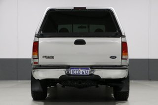 2006 Ford F250 RN XLT (4x4) Silver 4 Speed Automatic Crew Cab Pickup