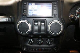 2015 Jeep Wrangler JK MY15 Overland (4x4) Black 5 Speed Automatic Hardtop