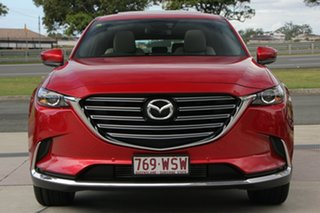 2016 Mazda CX-9 TC GT SKYACTIV-Drive Red 6 Speed Sports Automatic Wagon