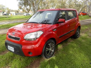 2009 Kia Soul AM MY10 5 Speed Manual Hatchback
