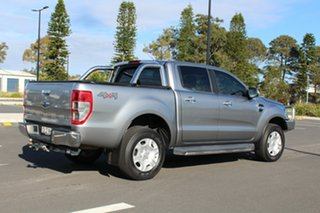 2016 Ford Ranger PX MkII XLT Double Cab Aluminium 6 Speed Sports Automatic Utility