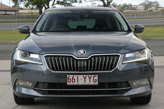 2017 Skoda Superb NP MY17 162TSI DSG Grey 6 Speed Sports Automatic Dual Clutch Wagon