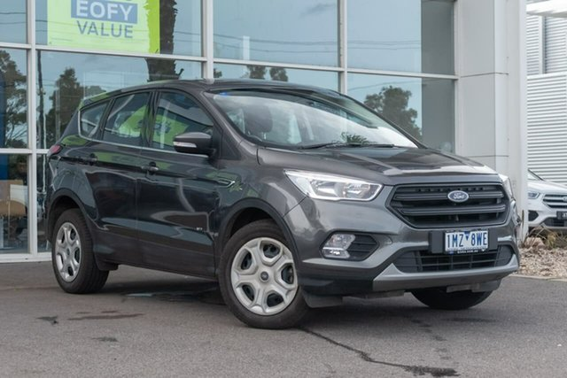 Used Ford Escape ZG 2018.00MY Ambiente 2WD, 2018 Ford Escape ZG 2018.00MY Ambiente 2WD 6 Speed Sports Automatic Wagon