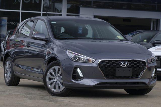 New Hyundai i30 PD MY19 Go, 2019 Hyundai i30 PD MY19 Go Iron Gray 6 Speed Sports Automatic Hatchback