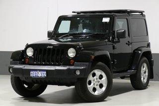 2015 Jeep Wrangler JK MY15 Overland (4x4) Black 5 Speed Automatic Hardtop.
