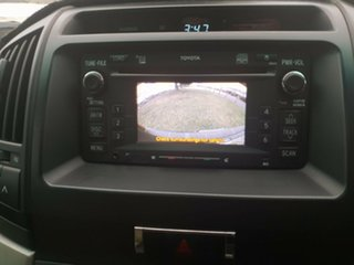 2010 Toyota Landcruiser VDJ200R MY10 VX Black 6 Speed Sports Automatic Wagon