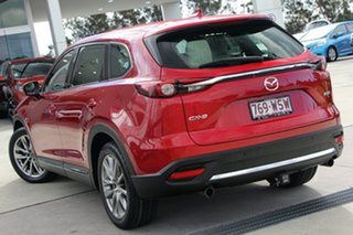 2016 Mazda CX-9 TC GT SKYACTIV-Drive Red 6 Speed Sports Automatic Wagon.